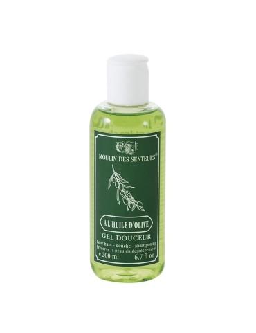 Gel douceur Huile d'Olive Moulins des Senteurs - 200ml